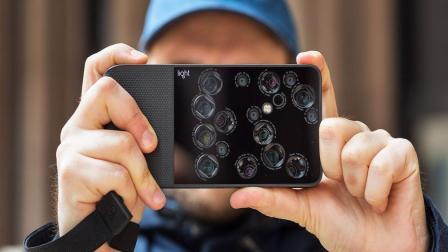 还在使用单反拍照? OUT了! 这款黑科技相机, 拥有16个摄像头