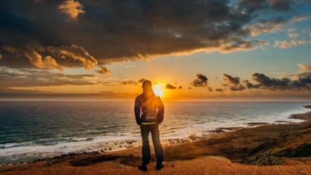 《行疆: 环台湾岛》第10集: 垦丁时光丨打卡台湾最南点, 我在垦丁天气晴