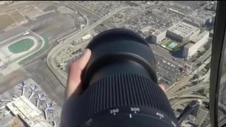 原来你们喜欢的那些飞机图片, 都是这样拍出来的!