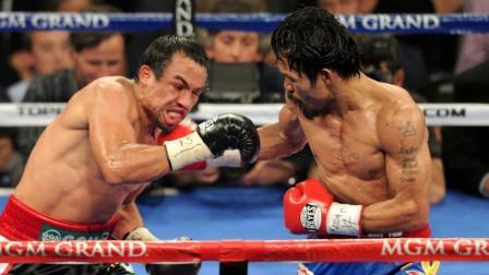 群雄并起的时代! 帕奎奥和墨西哥三剑客: 拳坛4大天王经典对战!