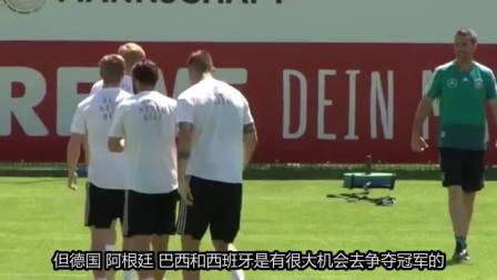劳尔:西德巴阿是最大热门 但世界杯总是充满意外