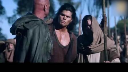 好莱坞大片《叁孙》狠人手撕雄狮, 以一屠千, 尸堆成山, 太凶残了