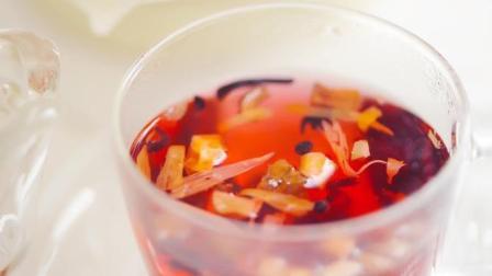 9.花果茶无花果与荷花的香味, 是夏天味道, 这一杯, 承包你一整夏的清凉!