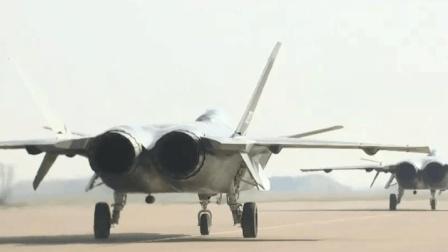 传来喜讯! 中国歼20协同歼16联合机动作训, 杨伟总师直言超出预期