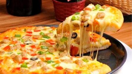 小媳妇披萨新做法, 不用烤箱, 零添加剂, 简单几步, 营养又美味