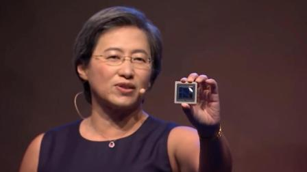 7nm性能炸裂 AMD展示处理器与显卡新品