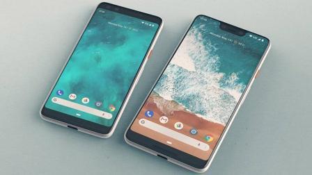 刘海屏+下巴 Pixel 3 XL就长这样?