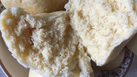 馒头最有营养的做法, 1碗玉米面1袋牛奶, 比面包都好吃