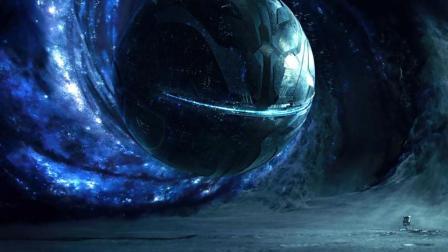 神秘圆球来到月球基地, 出场炫酷却被人类一炮击毁! 速看科幻电影《独立日2》