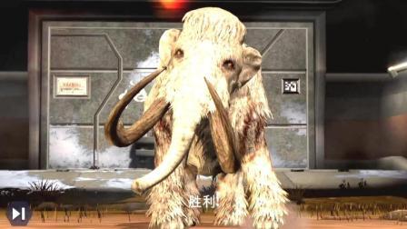【肉肉】侏罗纪世界恐龙游戏1040#王者归来!