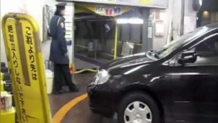 来到东京地下停车场后, 我才知道日本人真的什么都做得出来!