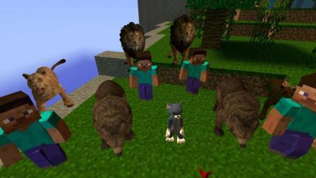 GMOD游戏汤姆猫在森林里迷路了该怎么办