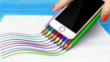校园恶作剧: 教室隐藏手机设备的N种方法! 老师PK学生, 谁更胜一筹!