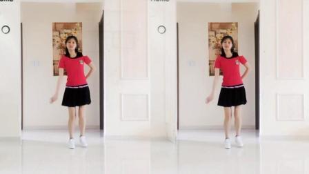 最基础广场舞《亲爱的你在哪里》简单16步, 一步步教跳广场舞