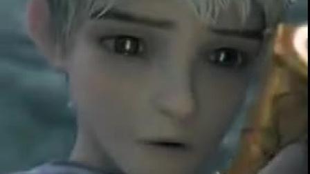 守护者联盟 杰克冻人找回记忆 冰面上勇救妹妹 CUT 9 竖版
