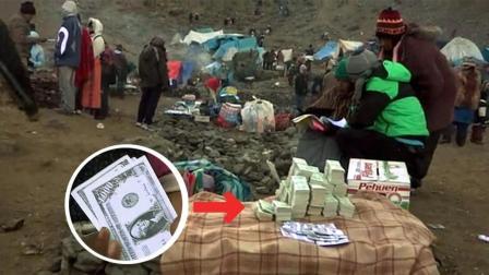 心诚则灵! 朝圣之地的商贩与时俱进, 兜售假钞假证为人圆梦