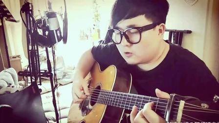 JJ最难唱的五首歌之一《他说》吉他弹唱 阳仔玩吉他