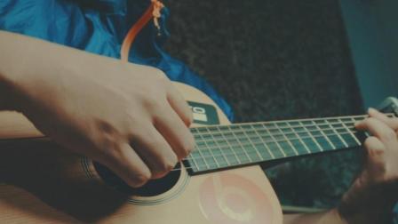 吉他弹唱《答案/告白气球》歌曲串烧