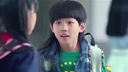 龙拳小子林秋楠小学邂逅, 网友: 小学生思想比大人还成熟、白话了