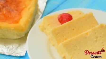 棉花糖般轻柔的美味值得收藏, 日式棉花芝士蛋糕