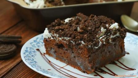 这才是奥利奥蛋糕该有的样子, 好吃停不下来