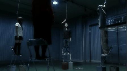 日本惊悚片《鸡皮疙瘩》母亲为了给去世的女儿报仇, 将自己与三名凶手关在一起!
