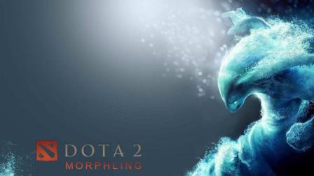 【DOTA2新手教学】--虚灵刀一套秒你, 21杀水人了解一下