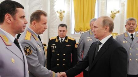 这个男人是俄罗斯最强保镖, 为普京出生入死