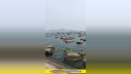 休渔期, 看威海这边停泊的一片渔船也挺壮观啊