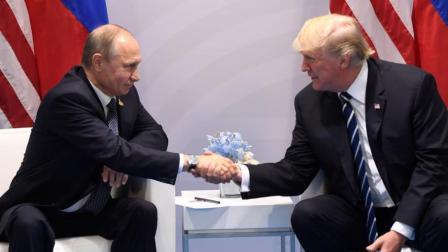 普京的自信: 俄罗斯为何毫不畏惧美国制裁?