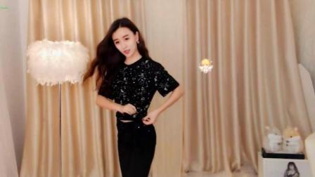 乐翼美女热舞: 20180611舞蹈女主播橦橦