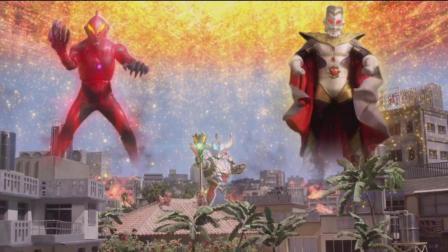 5分钟看完日本科幻电影《捷德奥特曼》最强的奥特曼