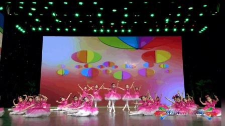"""《天使》包头市旋律艺术培训学校-包头广播电视台2018年""""花儿朵朵向太阳""""少儿六一晚会"""