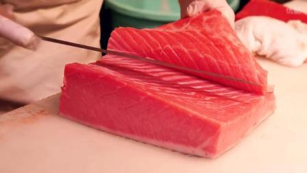 吃货老外带你品味日本最棒的金枪鱼肉