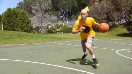 篮球课 四个能晃得对手怀疑人生的篮球过人步法 篮球教学视频