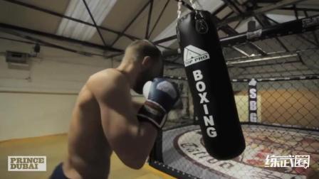 见识一下嘴炮的拳法, 打得很随意但实力却十分强悍!