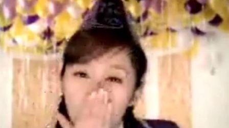 张娜拉的鬼脸