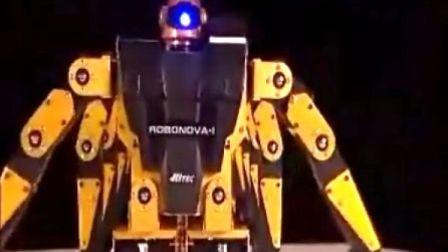 机器人跳舞