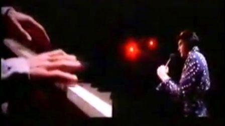 猫王的演唱视频