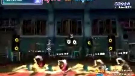 动漫美女跳舞