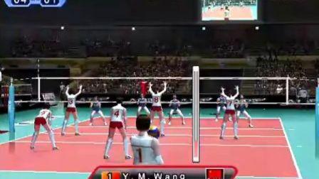 维纳斯女排世界杯第三场 中国vs意大利, 王一梅全场发球直得18分