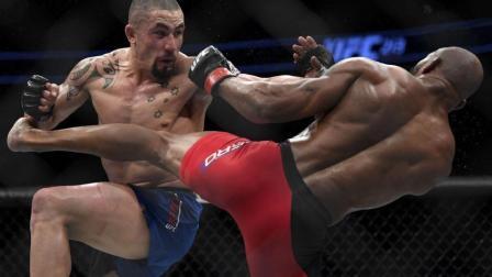 UFC225: 五星哥VS罗梅罗