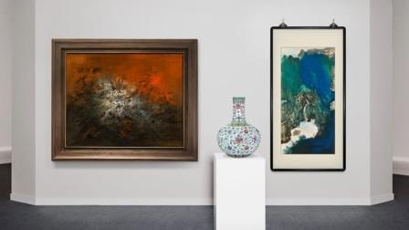 扣人心弦的一周:佳士得引领全球亚洲艺术市场