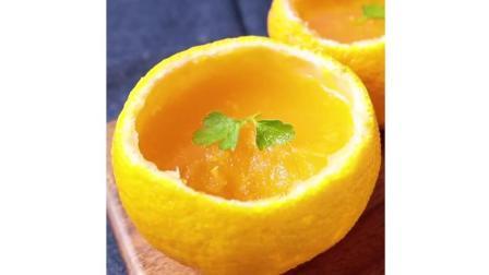 橙子口味的果冻制作方法简单