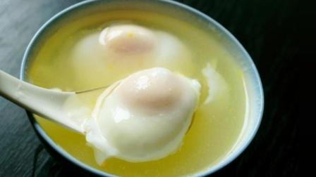 水煮荷包蛋我只服这种方法, 0失误不散花, 又嫩又圆, 一看就会