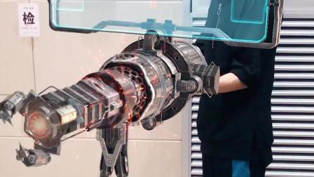 未来武器, 平白无故多出几十斤铁!