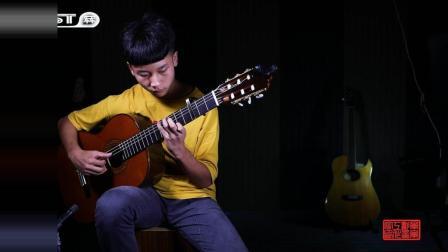 古典吉他独奏《花》欧阳腾达