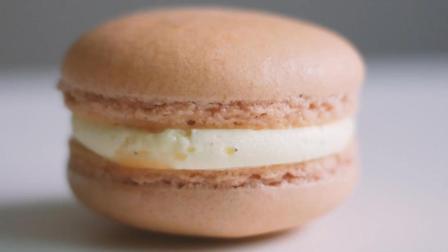 马卡龙(杏仁小圆饼、少女的酥胸)做法, 香甜可口, 酥到不能再酥