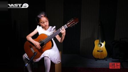 古典吉他独奏《瑞士小曲》by 陶斯怡
