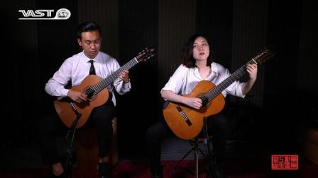 古典吉他重奏《卡法蒂娜》by 李仕栋 何冰晶